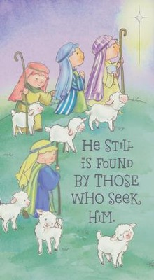 He Still Is Found By Those Who Seek Him Cards, Box of 16  -