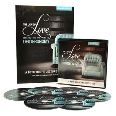 The Law of Love DVD Curriculum   -     By: Beth Moore