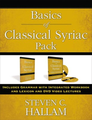 Basics of Classical Syriac Pack  -     By: Steven C. Hallam