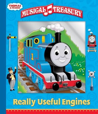 Thomas & Friends Musical Treasury: Really Useful Engines  -