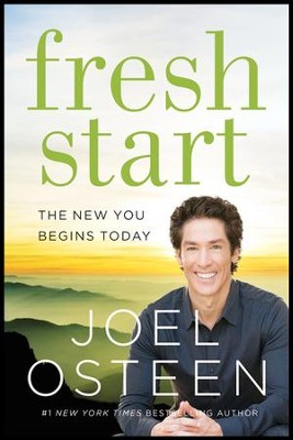 Fresh Start Study Guide: The New You Begins Today    -     By: Joel Osteen