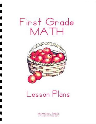 1st Grade Math Lesson Plans (3rd Edition)   -
