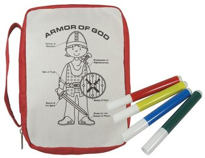 Armor Of God Bible Cover, Medium  -