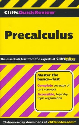 CliffsQuickReview Precalculus  -     By: W. Michael Kelley