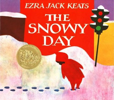 The Snowy Day, Hardcover   -     By: Ezra Jack Keats