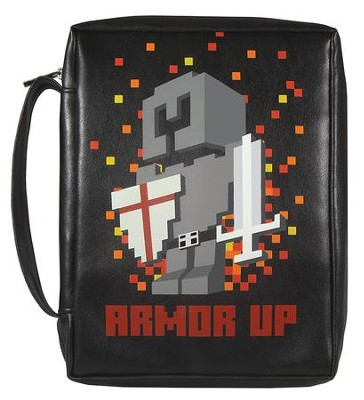 Armor Up Bible Cover, Medium  -