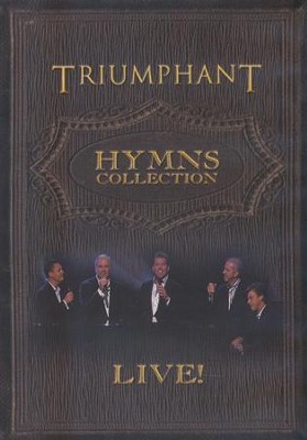 Triumphant Hymns Collection Live!   -     By: Triumphant Quartet