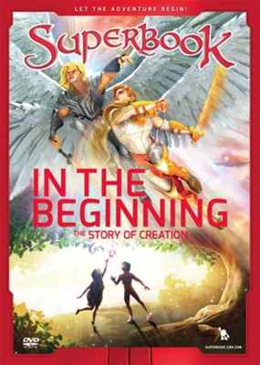 In the Beginning: The Story of Creation Episode 1 DVD   -