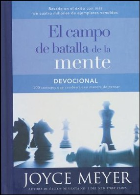 Devocional el Campo de Batalla de la Mente  (Battlefield of the Mind Devotional)   -     By: Joyce Meyer