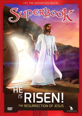 He Is Risen! The Resurrection of Jesus DVD   -