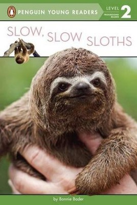Slow, Slow Sloths  -     By: Bonnie Bader