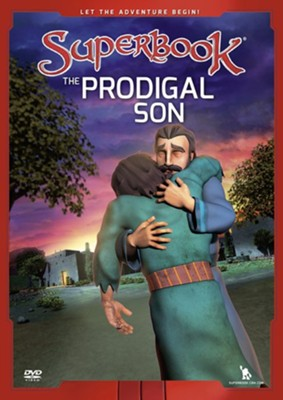 Superbook: The Prodigal Son, DVD   -