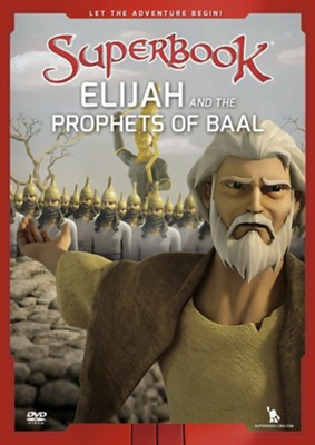 Elijah and the Prophets of Baal  -