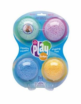 PlayFoam 4 Pack Classic   -