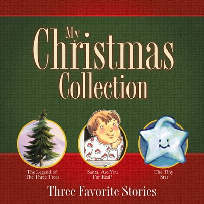My Christmas Collection: Three Favorite Stories - eBook  -