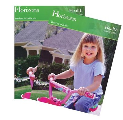 Horizons Health Kindergarten Set   -