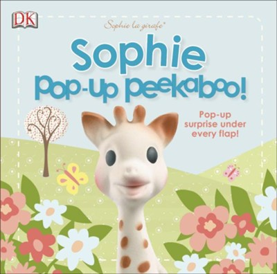 Pop-Up Peekaboo Sophie! HC   -