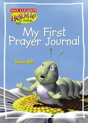 My First Prayer Journal - eBook  -     By: Karen Hill