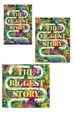 The Biggest Story Pack--Book, DVD & Audio CD   -     By: Kevin DeYoung