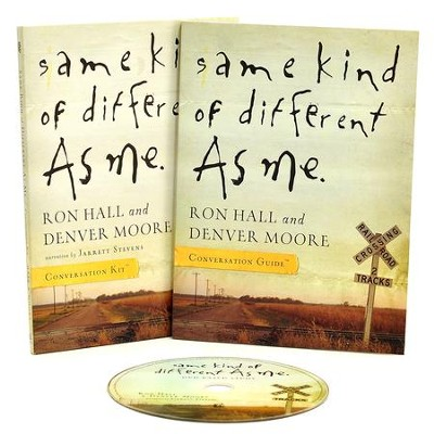 Same Kind of Different As Me: DVD- Based Conversation Kit  -     By: Ron Hall, Denver Moore
