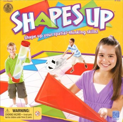 Shapes Up Game   -
