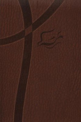 NKJV New Spirit-Filled Life Bible, Imitation Leather,  Toffee  -     By: Jack Hayford