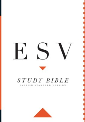 ESV Study Bible (Indexed)  -
