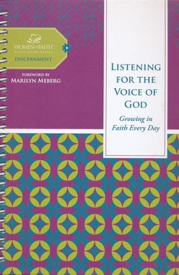 Listening for the Voice of God, Women of Faith Studies    -     By: Women of Faith