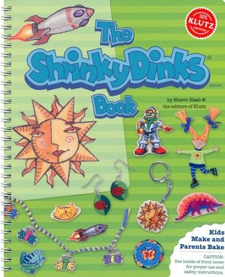 The Shrinky Dinks Book   -     By: Sherri Haab