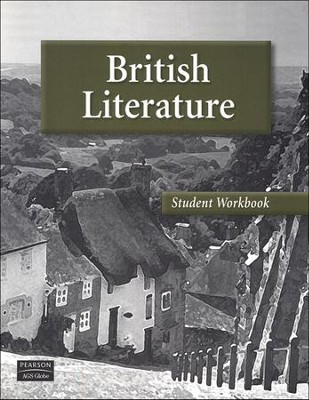 AGS British Literature Grades 5-8 Student Workbook   -