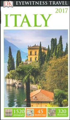 DK Eyewitness Travel Guide: Italy  -     By: Editors Publishing