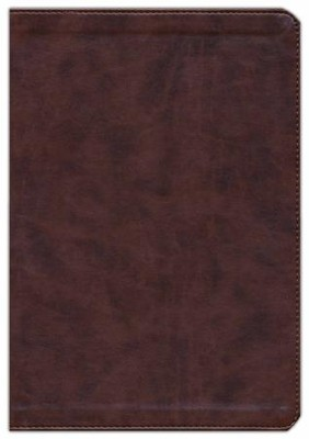 ESV Wide Margin Reference Bible (TruTone, Brown), Imitation Leather  -