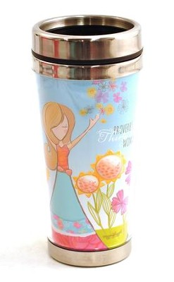 Proverbs 31 Travel Mug  -