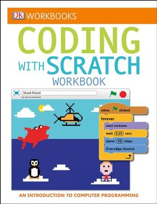 DK Workbooks: Coding with Scratch Workbook  -