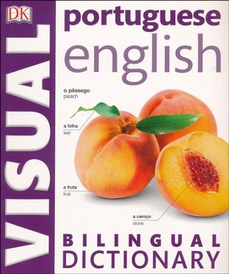 Portuguese English Bilingual Visual Dictionary  -