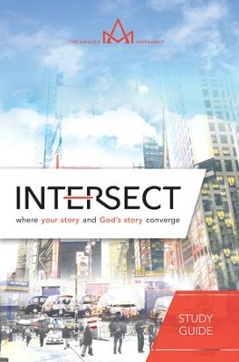 Intersect: Where Your Story and God's Story Converge, 5-week Video Small Group Study  -     By: Rob Peabody