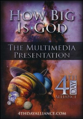 How Big is God: The Multimedia Presentation DVD   -
