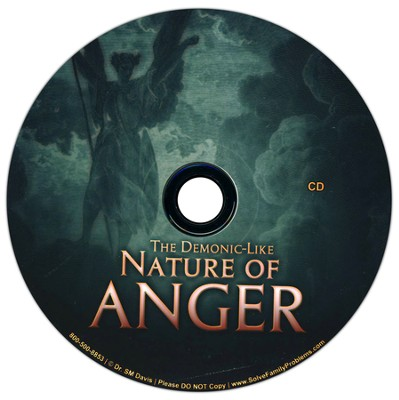 The Demonic-Like Nature of Anger Audio CD   -