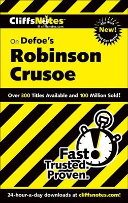 CliffsNotes on Defoe's Robinson Crusoe, 2nd Edition  -     By: Cynthia C. McGowan