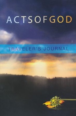 Acts of God, Traveler's Journal   -     By: Bob Russell