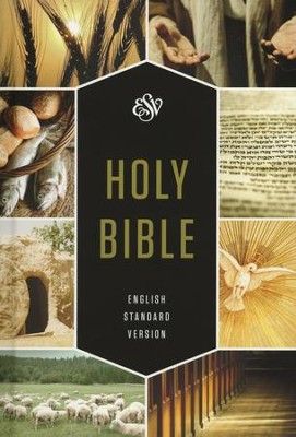 ESV Holy Bible, Textbook Edition  -