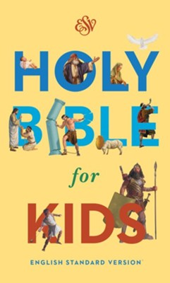 ESV Holy Bible for Kids  -