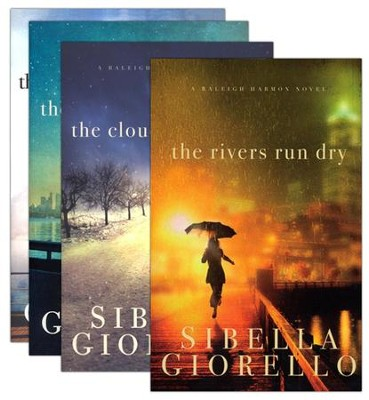 Raleigh Harmon Series, Volumes 1-4  -     By: Sibella Giorello