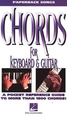 Chords For Keyboards & Guitar   -     By: Hal Leonard
