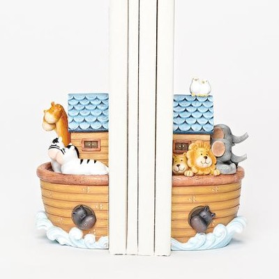 Noah's Ark Bookends  -