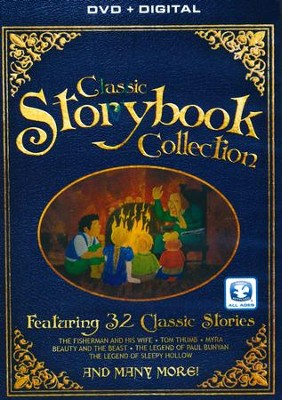 Classic Storybook Collection with Hayley Mills   -