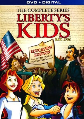 Liberty's Kids: Education Edition, DVD   -