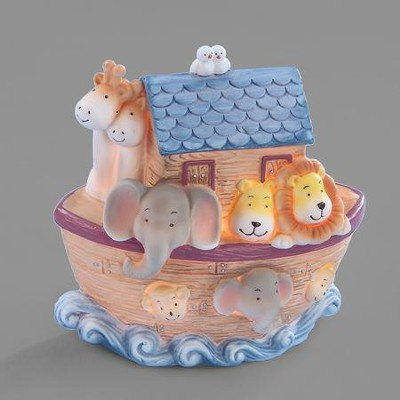 Noah's Ark Nightlight  -