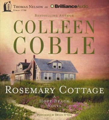 #2: Rosemary Cottage - unabridged audiobook on CD  -     By: Colleen Coble