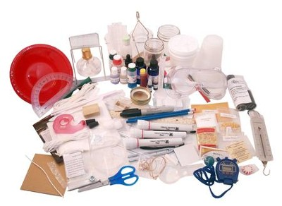 LIFEPAC Science Grade 6 Lab Kit   -